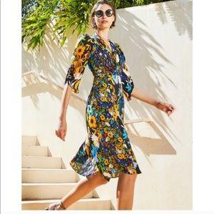 NWT Kobi Halperin Floral Dress